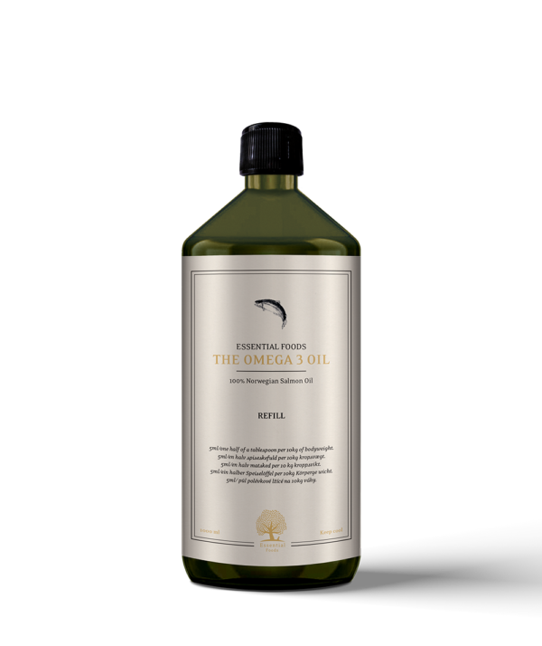 ESSENTIAL the OMEGA 3 OIL 1l